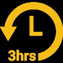 3-hrs